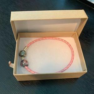 Pandora Bracelet with charm